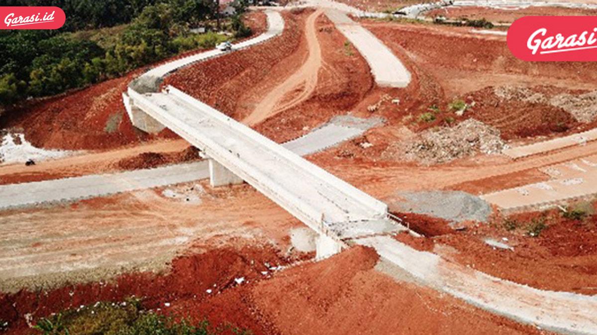 Menteri PUPR Sambangi Tiga Ruas Jalan Tol JORR 2 yang Diproyeksi Beroperasi Tahun 2019