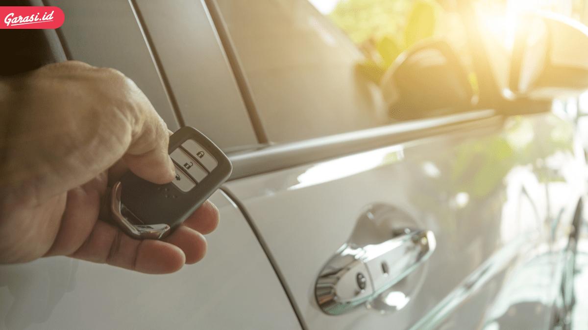 Mobilmu Sudah Pakai Teknologi Smart Key? Coba Baca Ini Dulu