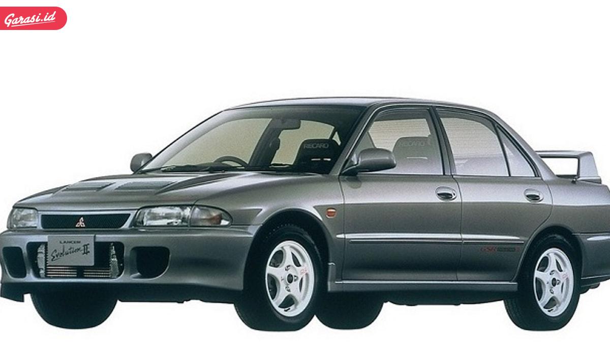 Mobil Balap Mitsubishi yang Melegenda dan Masih Diminati
