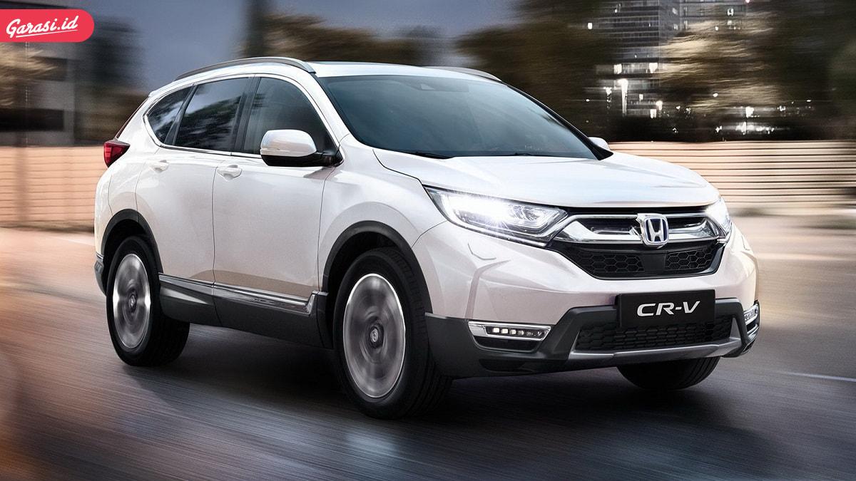Honda CR-V Baru Akan Dikombinasikan Dengan Motor Listrik. Berikut Fakta Keunggulan Mobil Honda CR-V