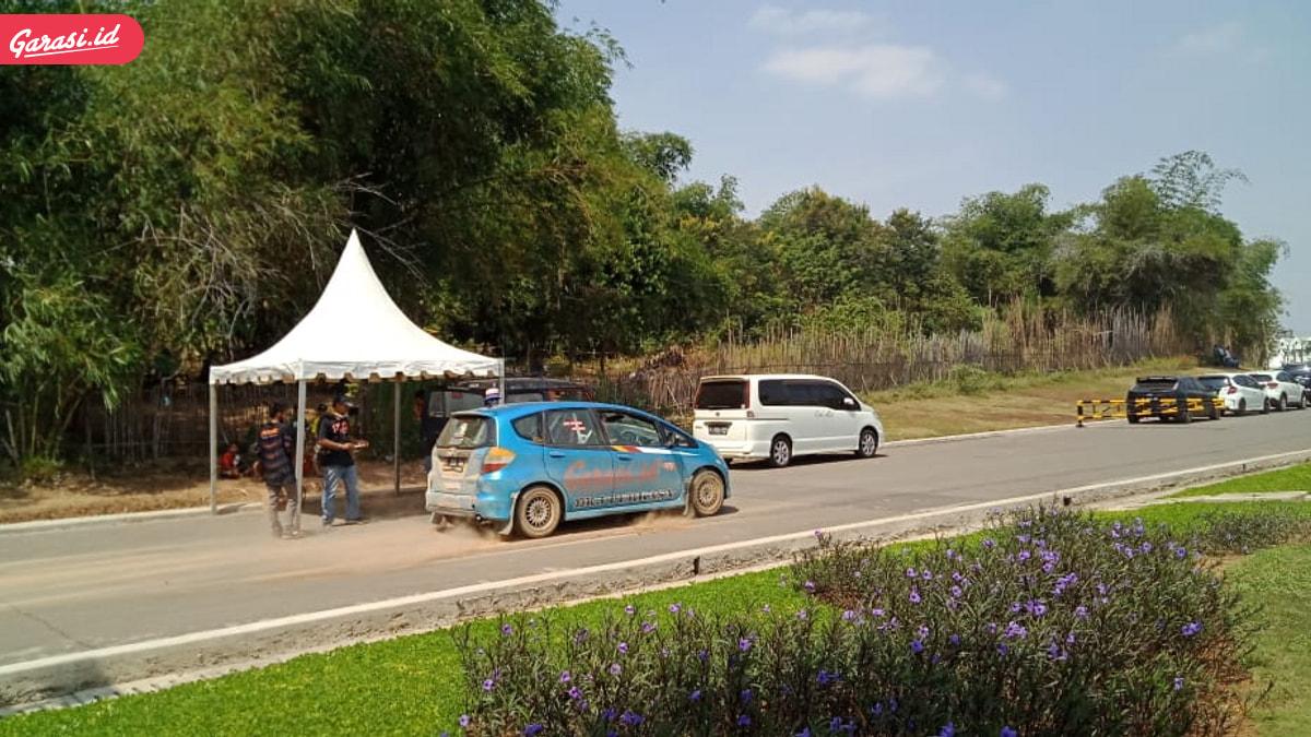 Track Meikarta Sprint Rally Suguhkan Lintasan Tarmac dan Gravel, Tim DKJ Perkasa Ketagihan