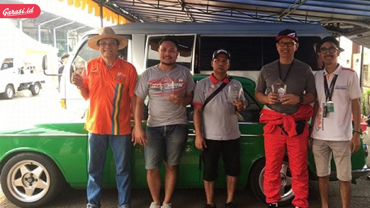 Kunci Kemenangan Tanpa Balapan, Ibnu Ambara Berhasil Juara 3 Gelaran ISSOM