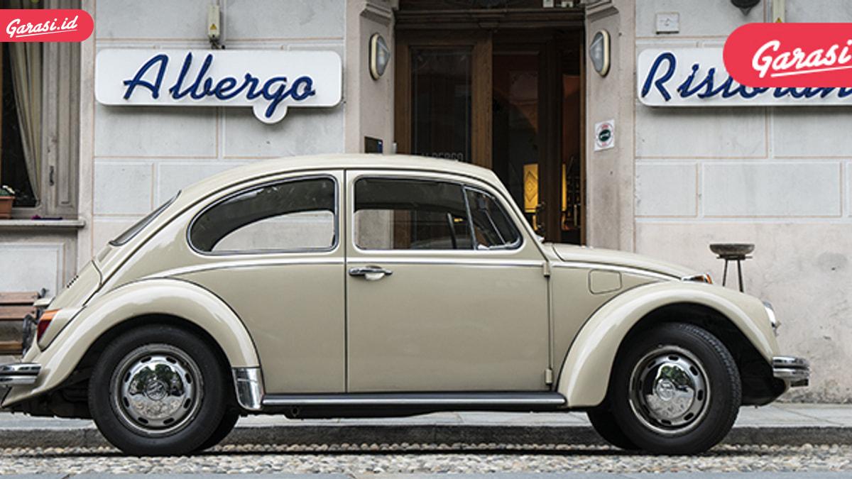 Ketika VW Beetle 'Hidup Lagi' Jadi Mobil Listrik