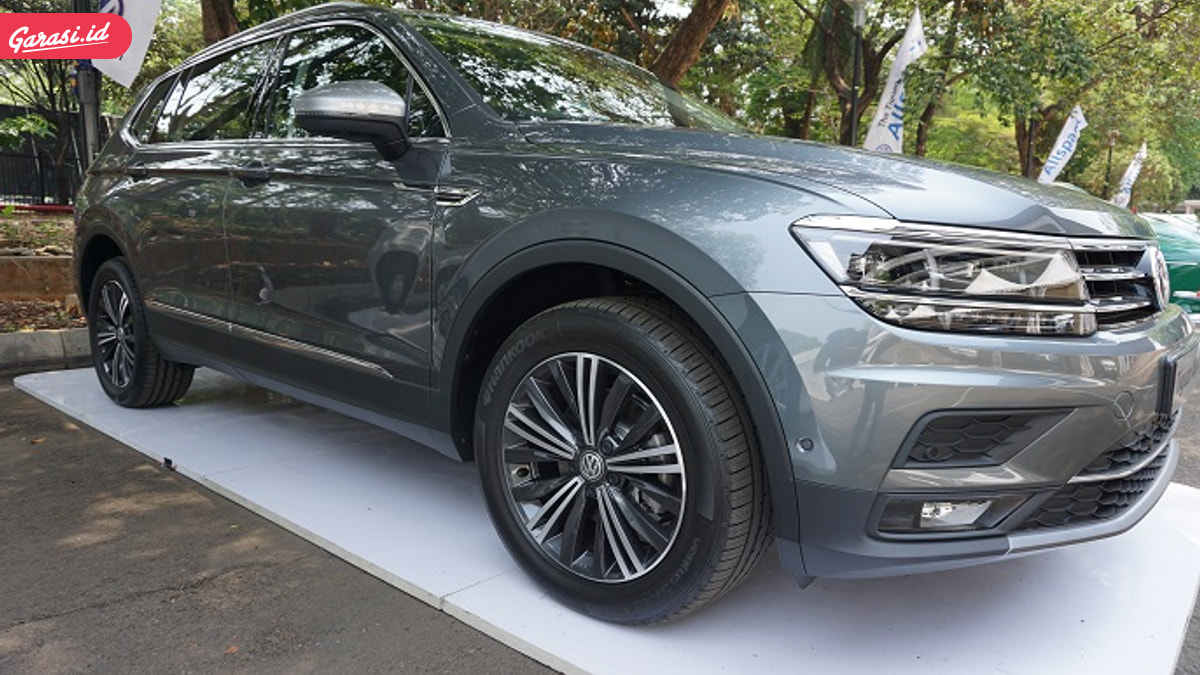 Nikmati VW Tiguan All Space, Dan Dapatkan Diskon Jasa Servis Hingga 11%