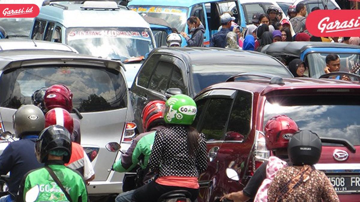 Ini Sebab Berkendara di Jakarta Boros Bensin
