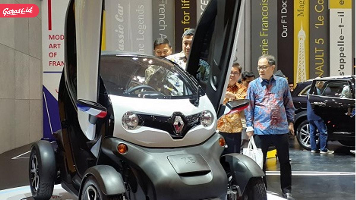 Ini Mobil-Mobil Hybrid yang Hadir di GIIAS 2019