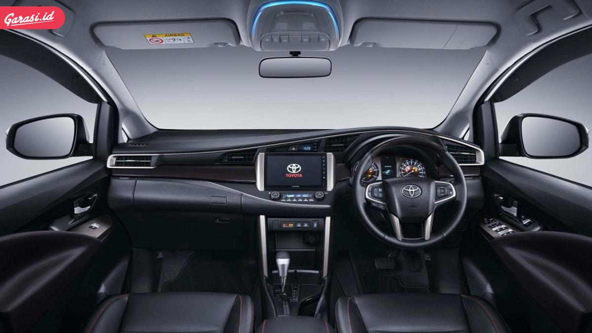 Toyota Innova dan Venturer Itu Berbeda, Begini Penjelasannya