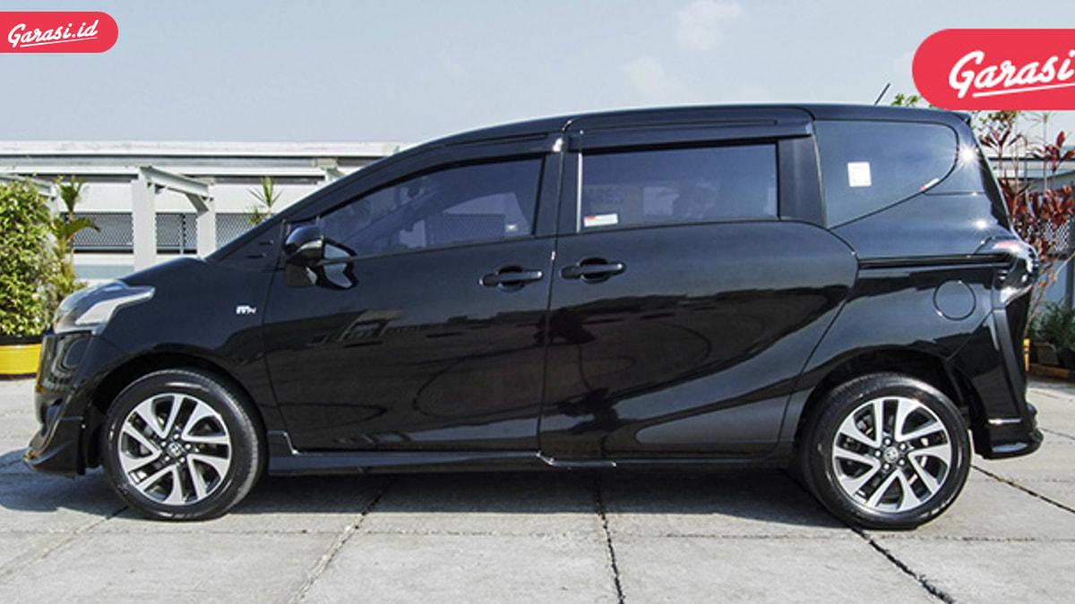 Kupas Tuntas 'Luar Dalam' Toyota Sienta Q
