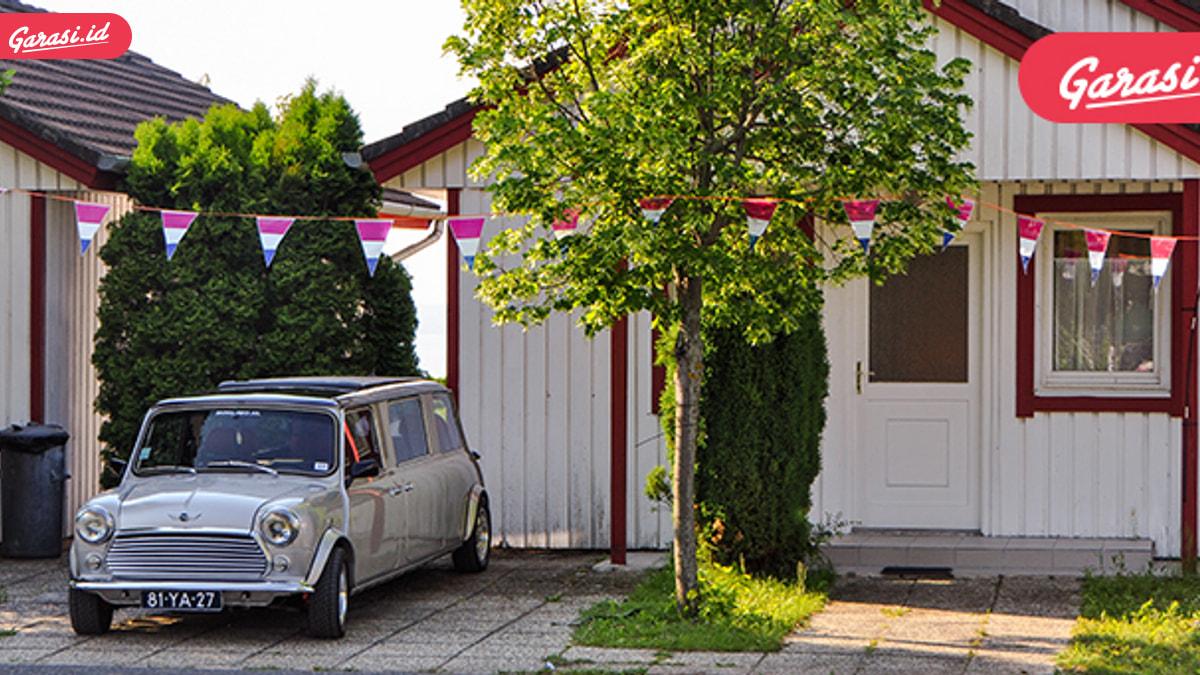 Ini Beda Perawatan Mobil Parkir di Garasi dan Carpot