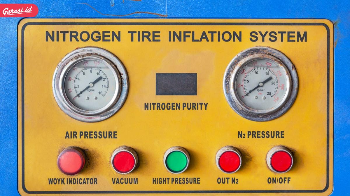 Nitrogen dan Angin Biasa, Mana yang Lebih Baik ?