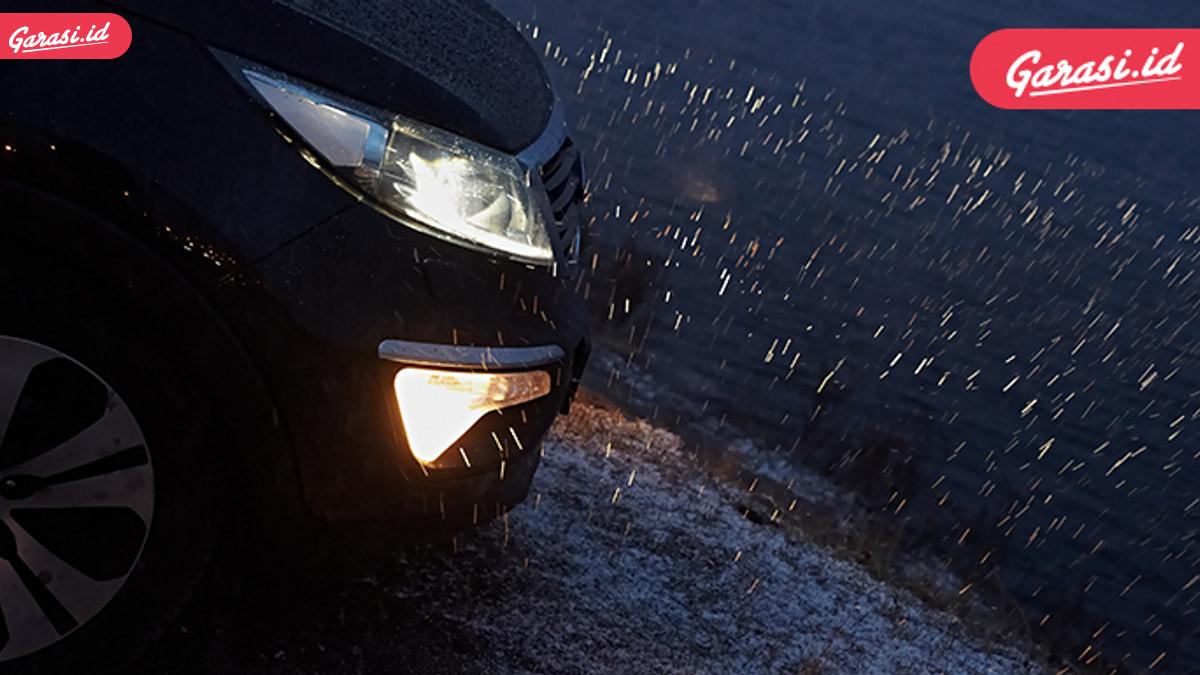 Ganti Warna Lampu Kendaraan Jangan Asal, Ada Aturanya
