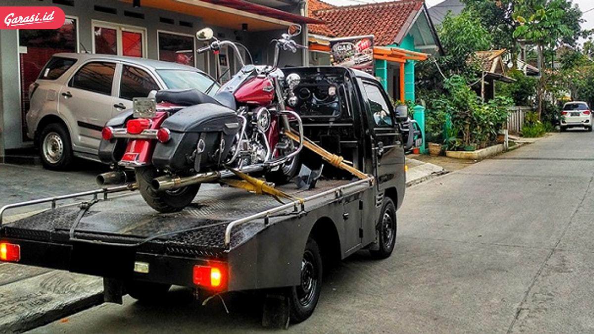 mobil pick up untuk motor