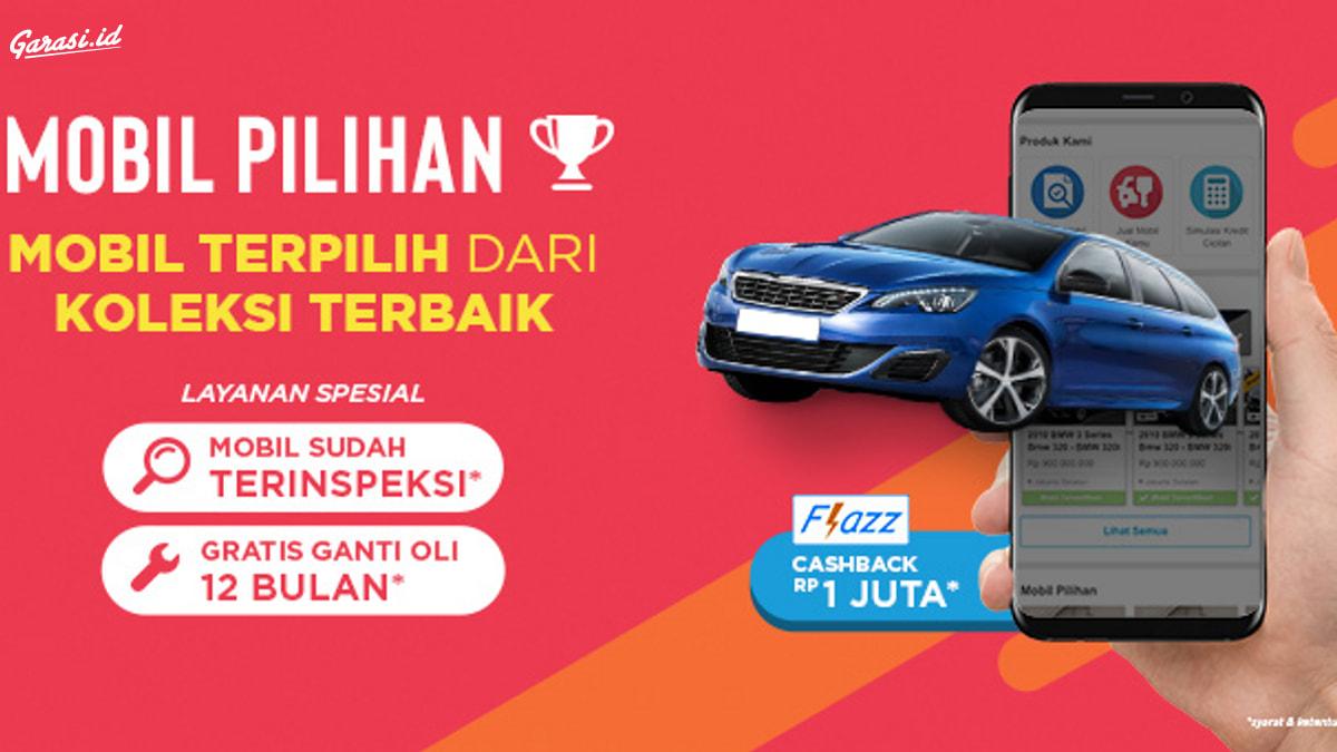 """Garasi.id Launching Fitur Terbaru dan Umumkan Pemenang Undian """"Beli Mobil Gratis Mobil"""""""