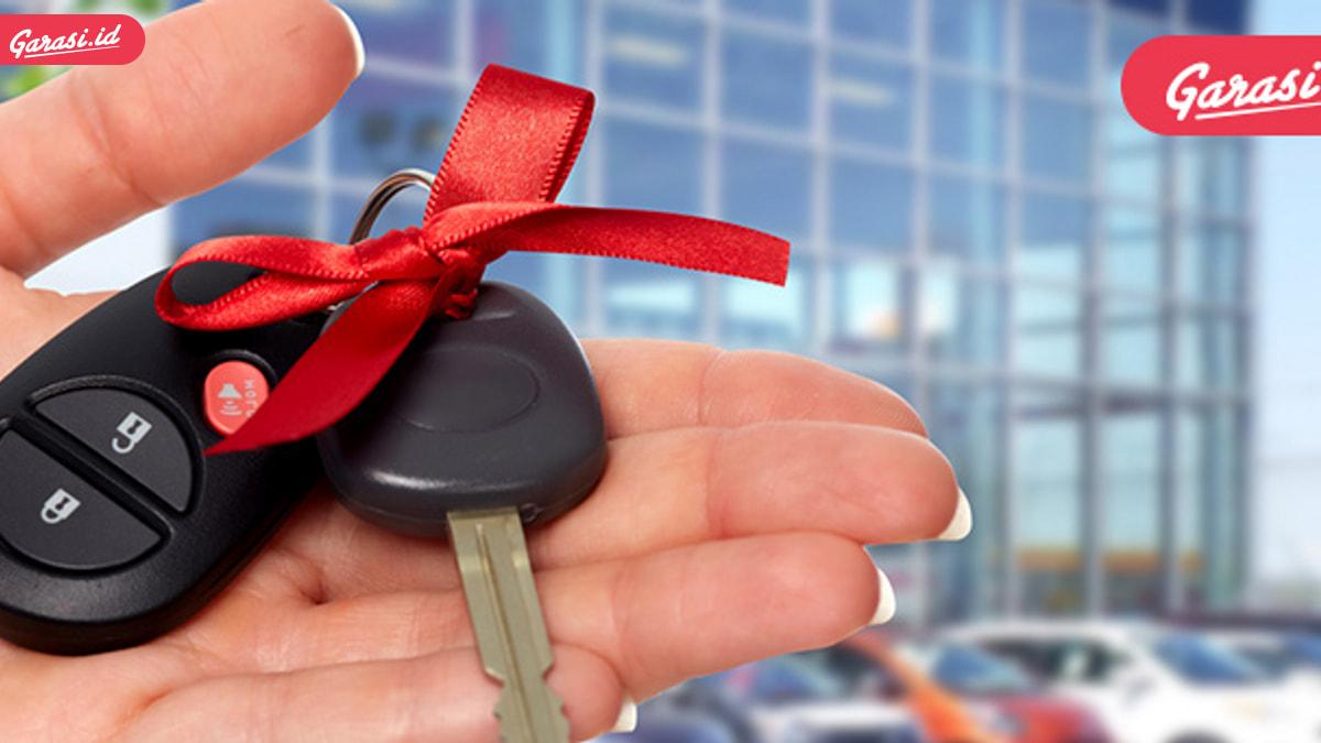 Hanya Dengan Uang Tunai 500 Ribu, Bawa Pulang Mobil Bekas Berkualitas