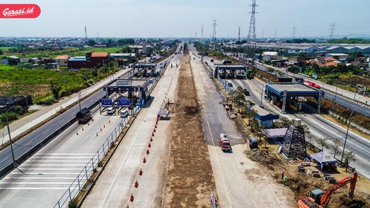 Jasa Marga Kebut Pengerjaan Jalan Tol Porong-Gempol