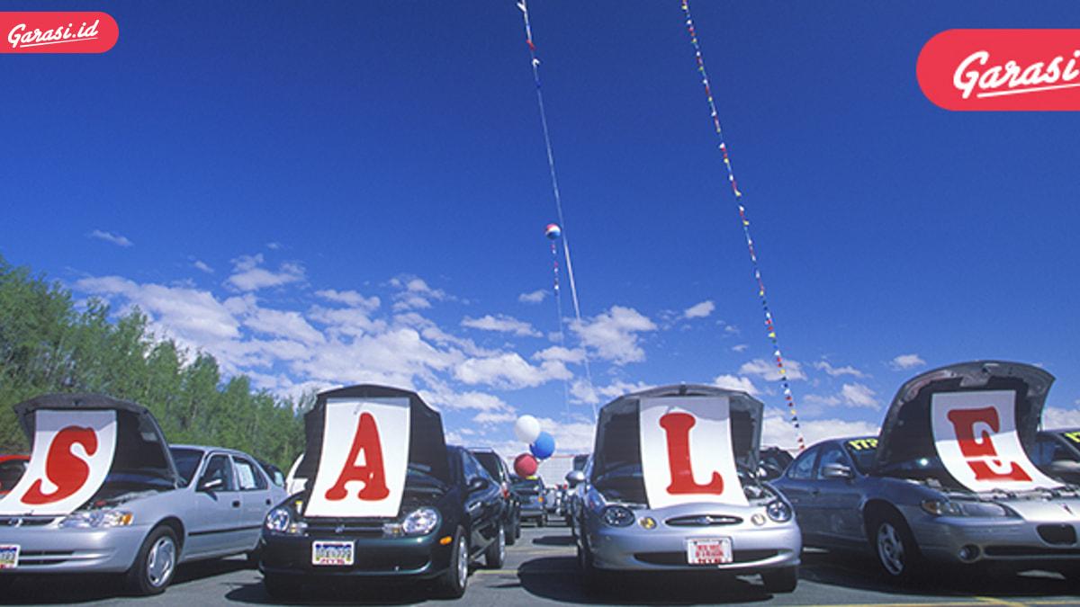Usai Lebaran Butuh Uang? Jual Mobil Bekasmu Di Garasi.id