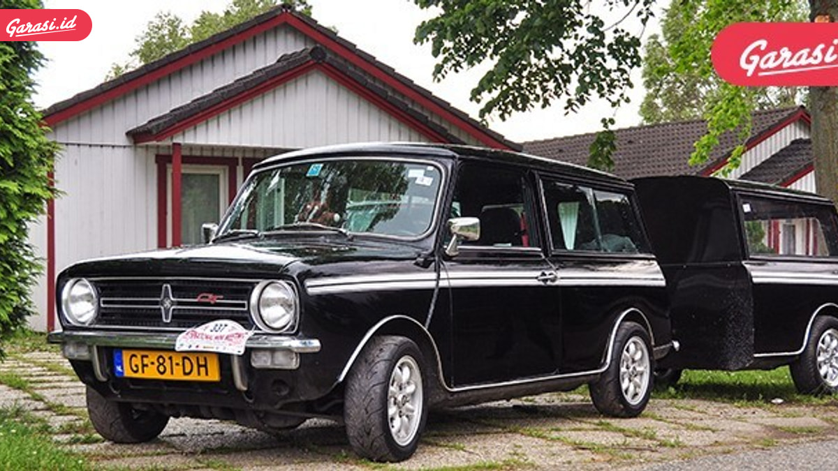 Sulap Mini Cooper jadi Limousin, Gimana Jadinya?