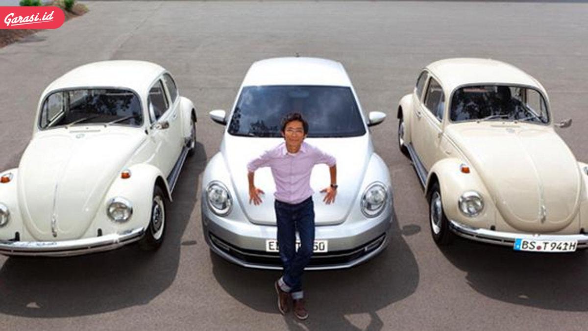 Chris Lesmana, Desainer VW Terbaik dari Indonesia