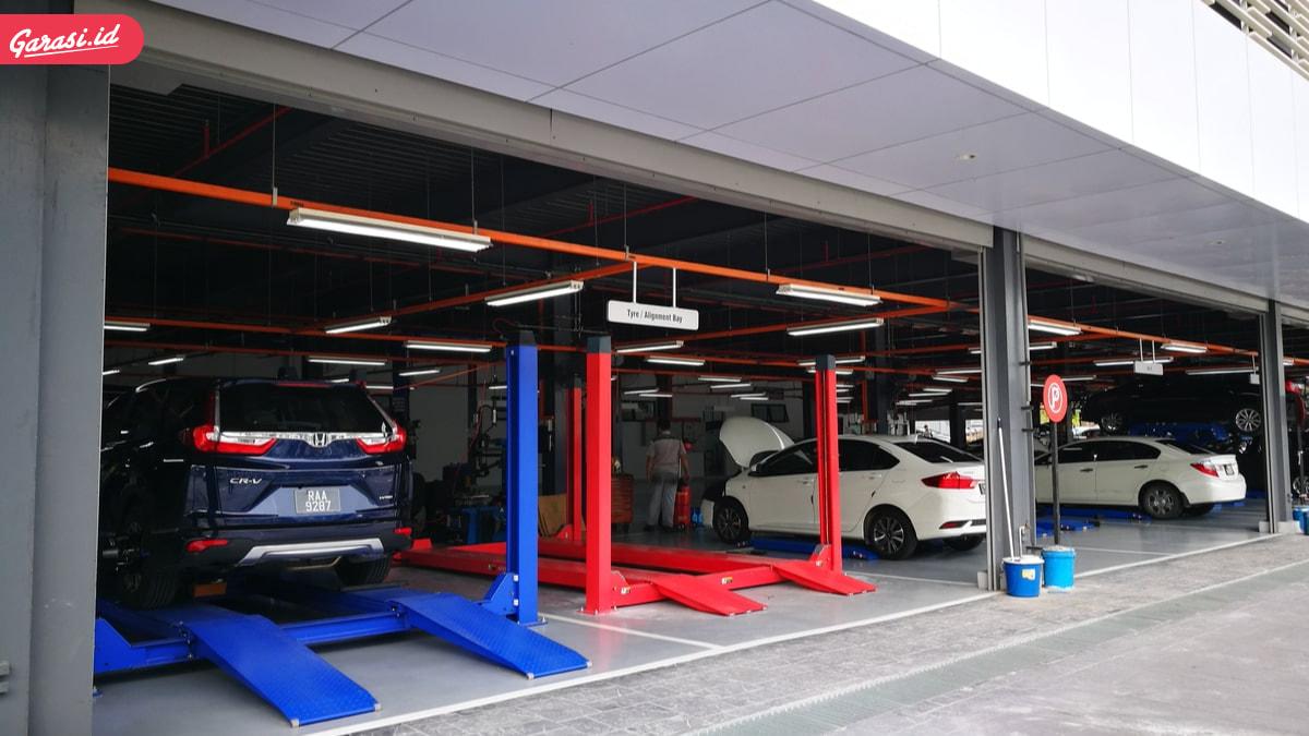 Banjir Promo Servis Berkala Semua Mobil Honda di Garasi.id. Bisa Dipanggil ke Rumah