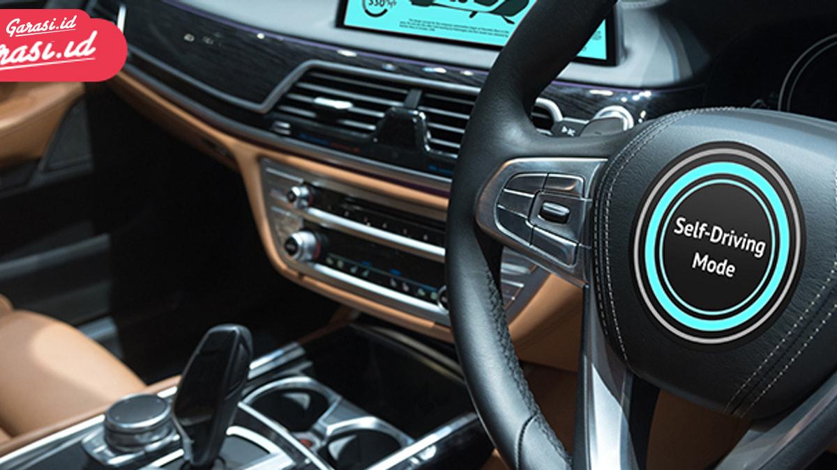"Nyalakan Mobil Masa kini Pakai Fitur ""Start/Stop"", Begini Caranya"