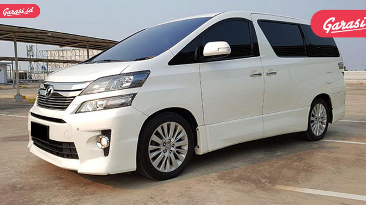 Cari Mobil MPV Keluarga Premium Class, Kamu Bisa Temukan di 'Mobil Pilihan Garasi.id'