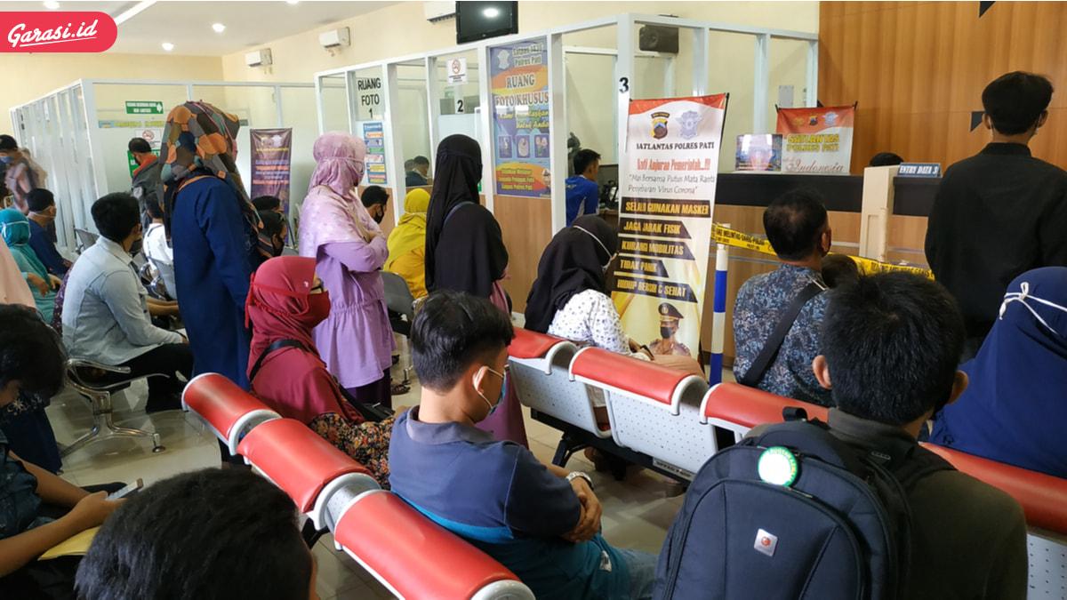 Catat! Ini Jadwal SIM Keliling dan Gerai SIM di Jakarta 18 Januari 2021