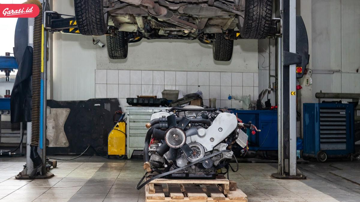 Ciri-Ciri Engine Mouting Mobil Mengalami Kerusakan