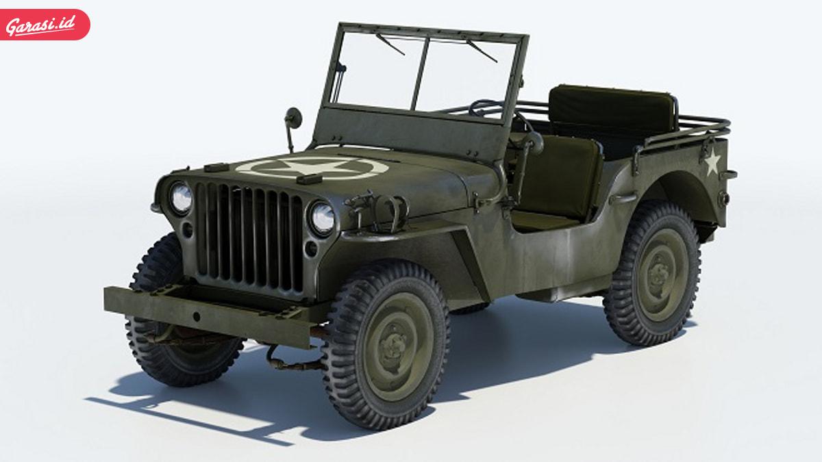Lebih Jauh Menggenal Sejarah Mobil Jeep