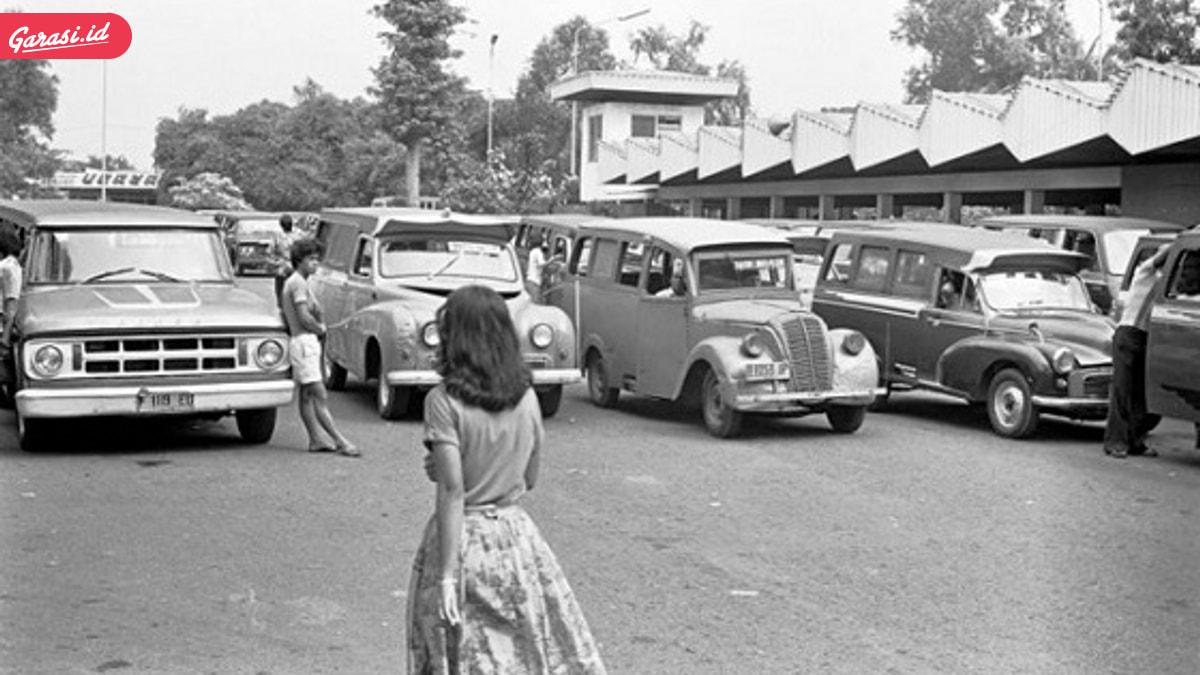 Ini Transportasi Asian Games 1962, Dari Fiat Hingga Bemo dan Oplete