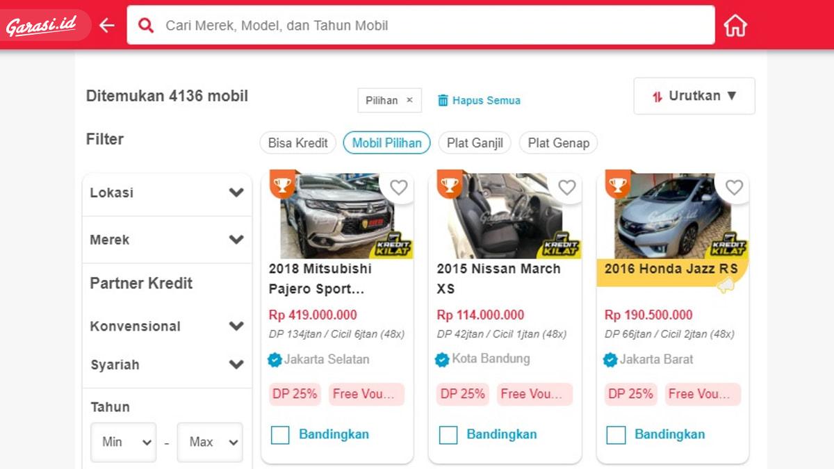 Beli Mobil Pre-Owned Online Semakin Untung. Ini Keunggulan Beli Mobil Pre-Owned di Garasi.id