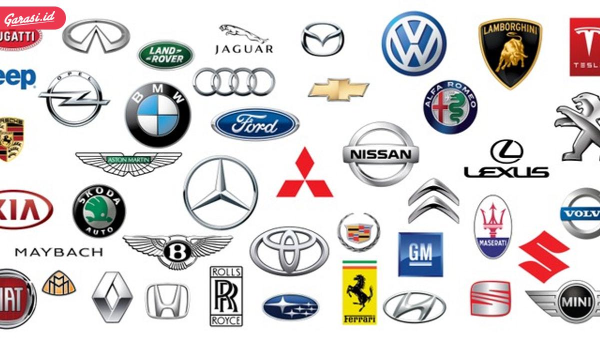 Cerita Dibalik 9 Logo Merek Mobil Ternama Garasi Id
