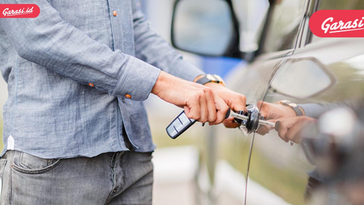 Di Pintu Mobil Ada Koin Mencurigakan? Hati-hati Modus Pencurian