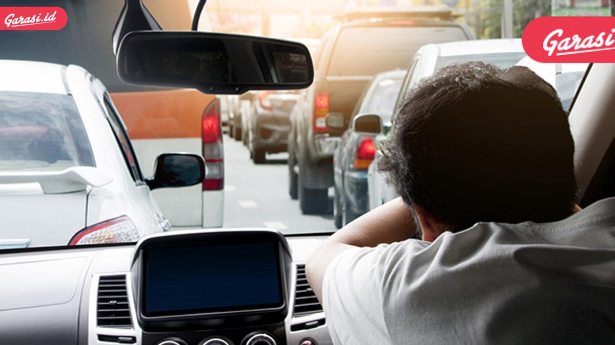 Ngantuk Saat Berkendara, Ini Cara Yang Perlu Kamu Lakukan