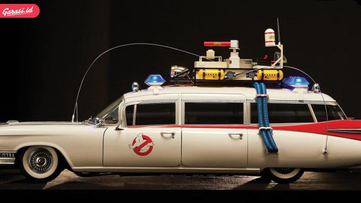 Unik, Ini Sederet Mobil Populer karena Tampil di Film