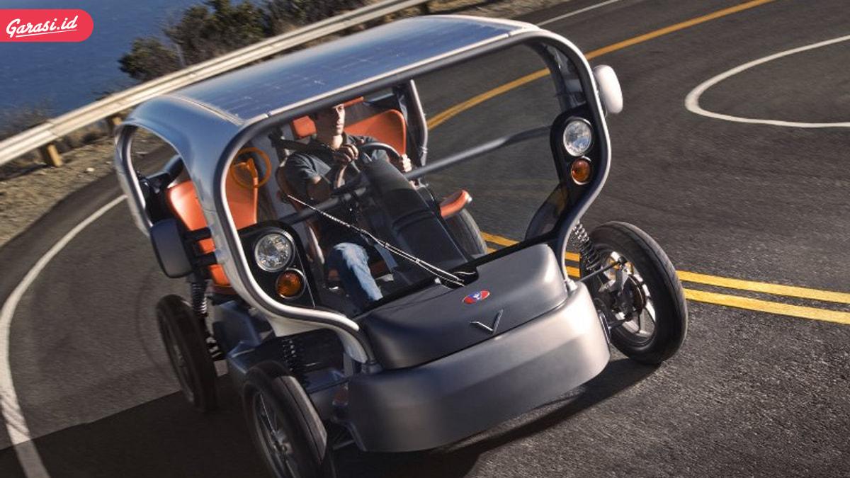 7 Mobil Unik Dengan Desain dan Fitur Paling Aneh