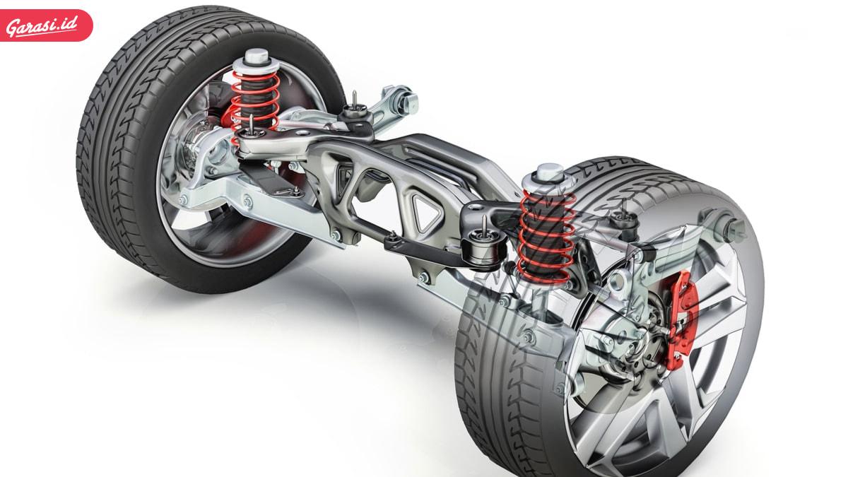 Sederet Jenis Suspensi Mobil dan Tanda-Tanda Suspensi Mobil Bermasalah