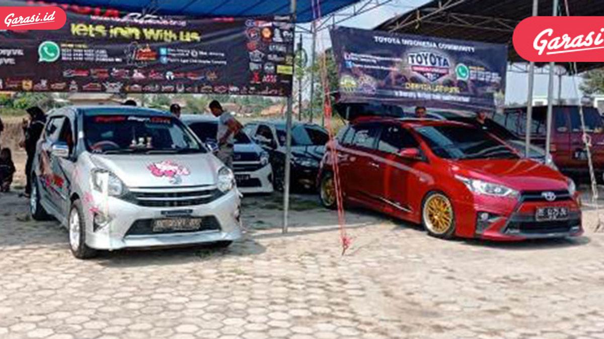 TAC Lampung Berjaya di Ajang Drag Race Pringsewu 2018