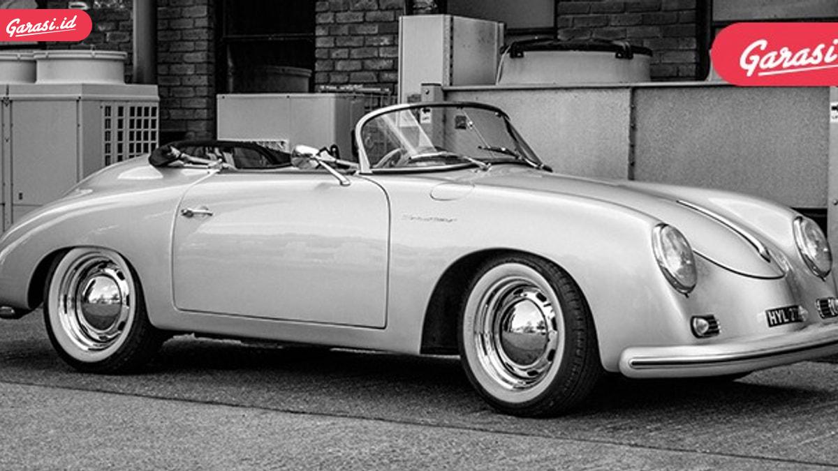 Sulit Dapat Yang Asli, Replika Porsche Klasik Mulai Diminati