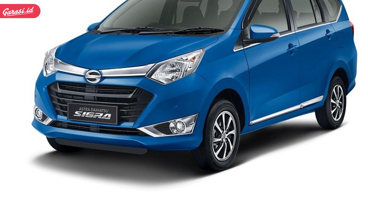 Daihatsu Sigra Mobil Baru, Kok Kaca Belakang Pecah Tiba - Tiba?