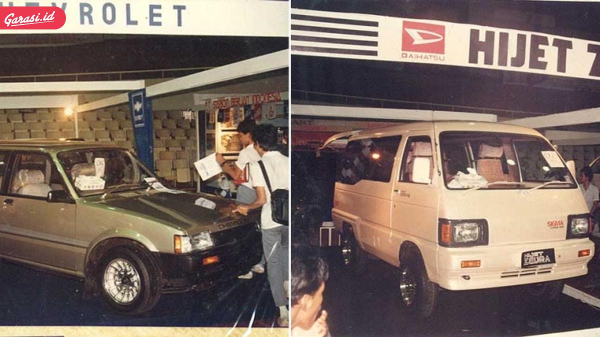 GIIAS 2019 : Sejarah Perjalanan Panjang 'Pameran Otomotif GAIKINDO'