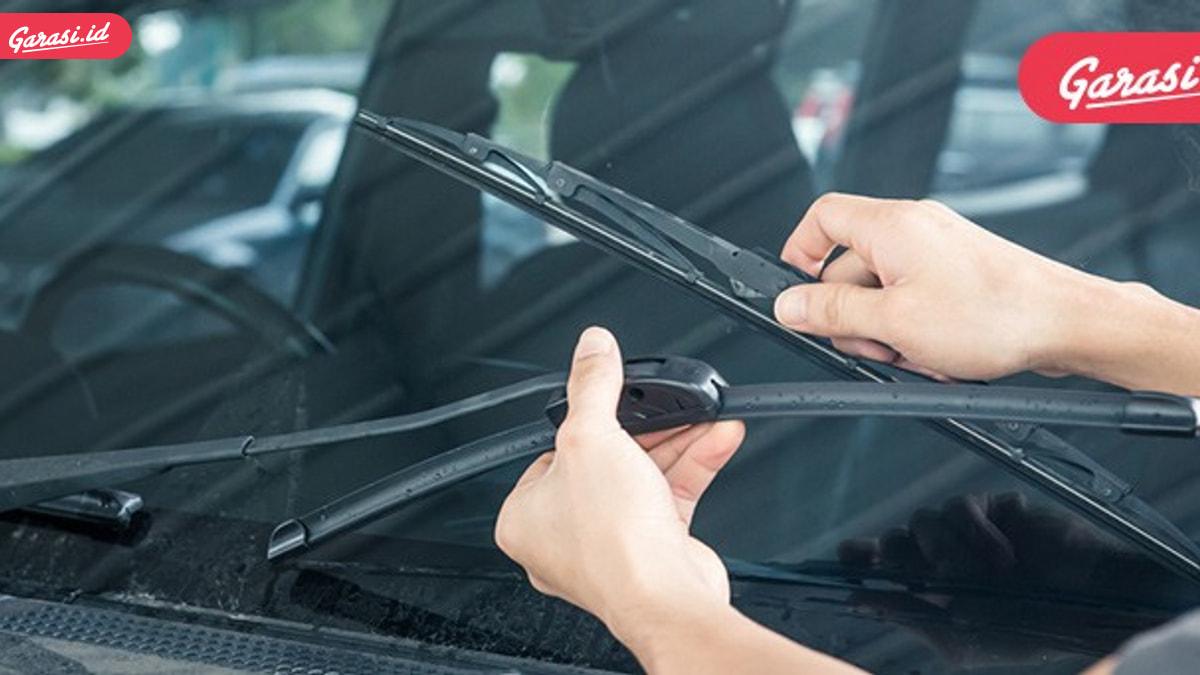 Ganti Karet Wiper Tidak Perlu Ke Bengkel