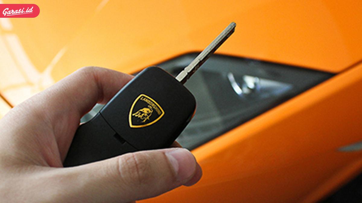 Ini Fungsi Sebenarnya Fungsi Lempengan Plat di Kunci Mobil
