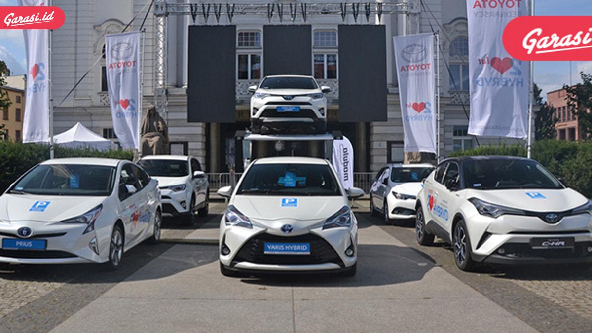 Masuk Daftar 'Recall', Toyota Bersiap Menarik 1 Juta Lebih CH-R Hybrid