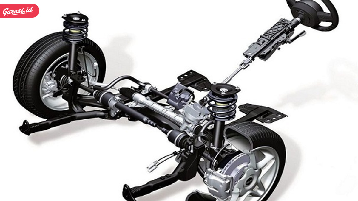 sistem penggerak roda