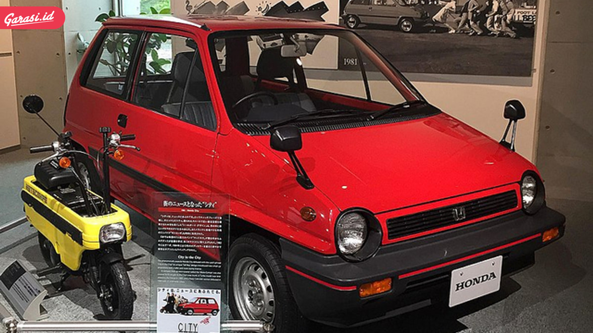 Gantikan Honda Jazz, Beginilah Sejarah Honda City Hatchback Sebenarnya