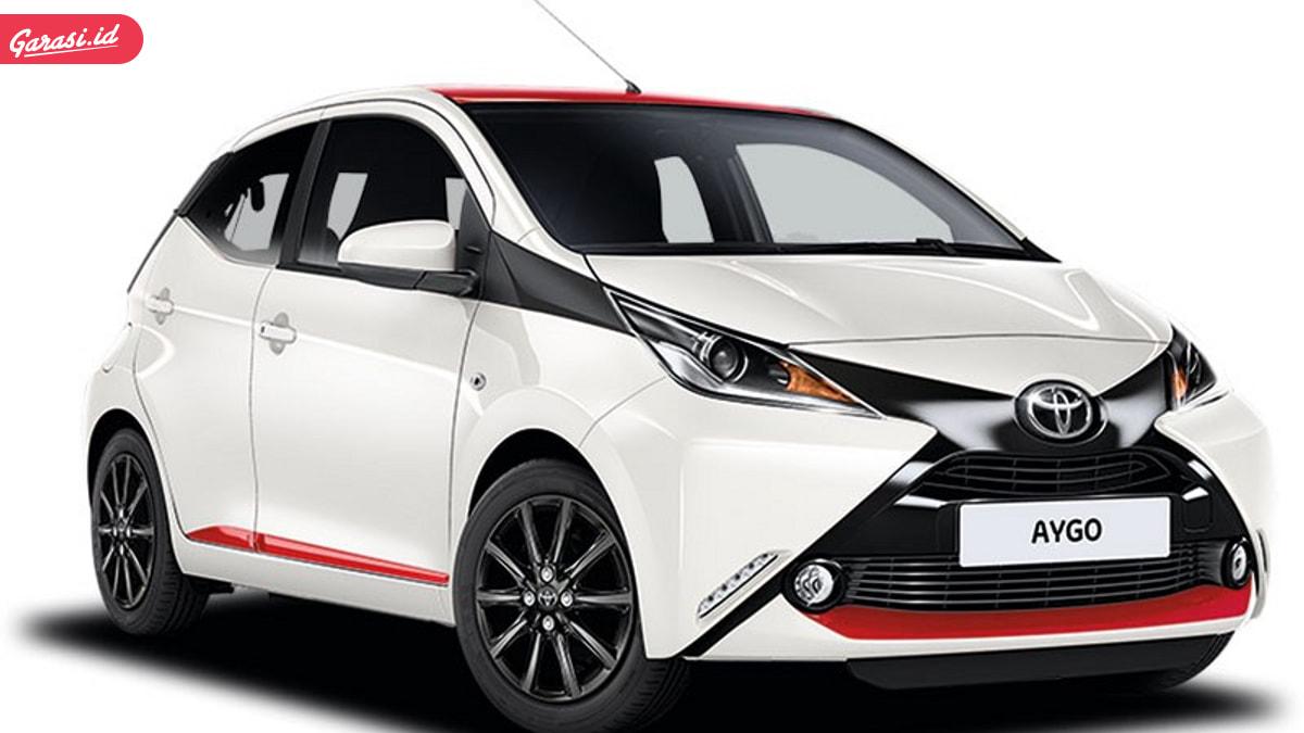Mirip Toyota Yaris, Mobil Berwajah Keren Ini Lebih Mungil