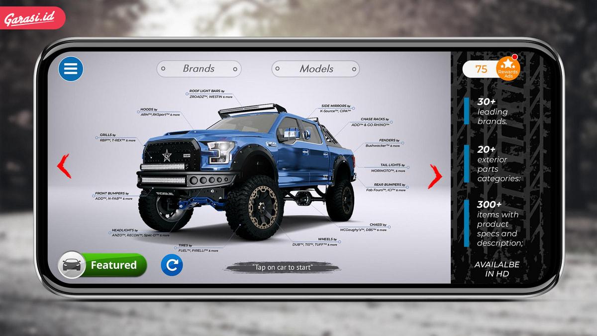 Ingin Modifikasi Mobil Tanpa Mengeluarkan Uang? Ini 5 Rekomendasi Game Modifikasi Mobil dari Smartphone