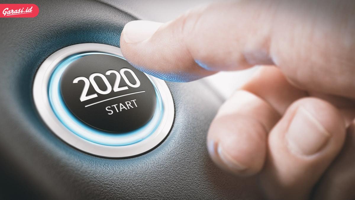 Tahun Baru 2020:  Diskon Besar-Besaran Beli Mobil Bekas Berkualitas