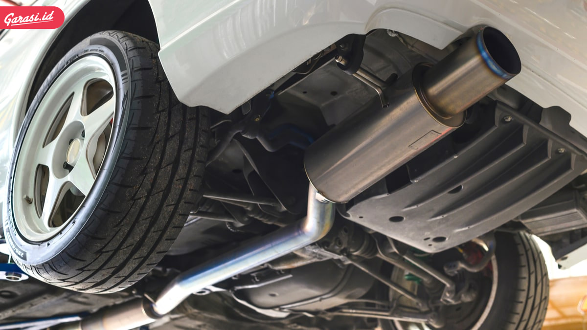 Bingung Rawat Knalpot Mobil, Berikut 5 Cara Jitu yang Ampuh