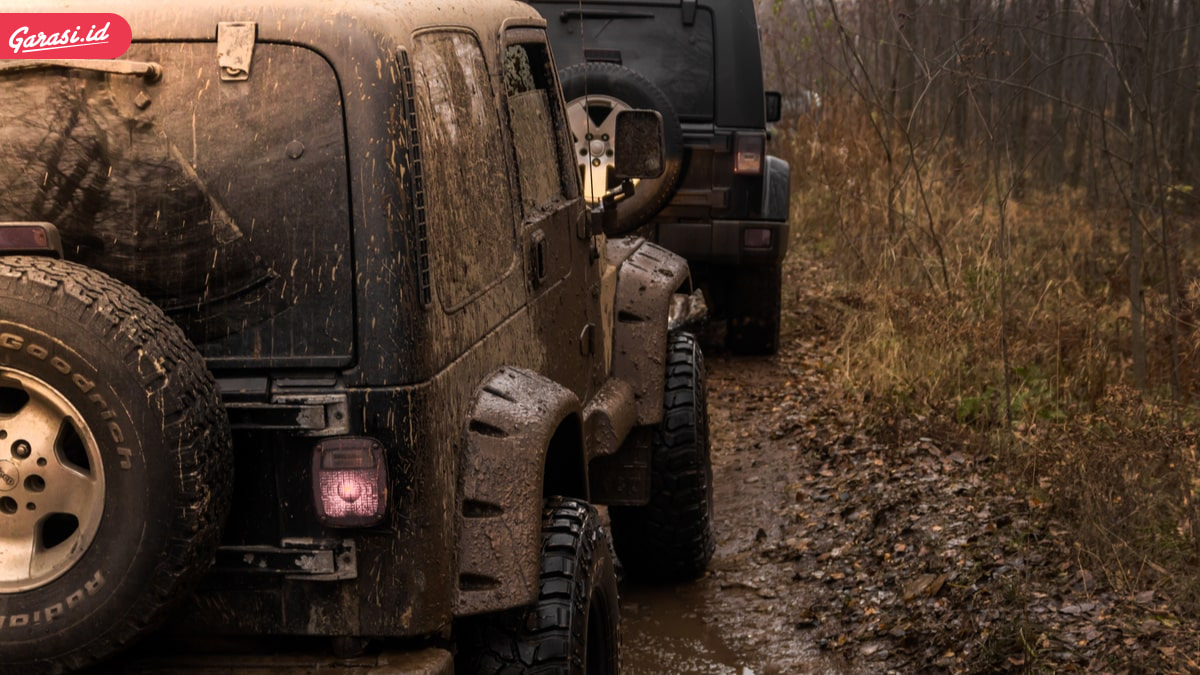 Lebih Jauh Menggenal Sejarah Mobil Jeep dari Masa Ke Masa